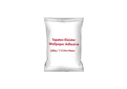 Adhesive for paper wall murals 100 grams